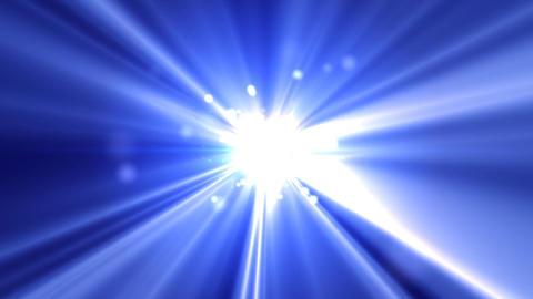 Exploding light core Live Action