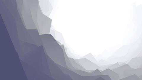 Geometric tunnel Footage