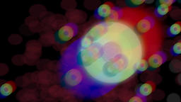 Abstract Background Light CG動画素材