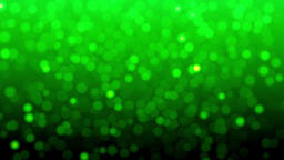 Green halo particle animation background Animation