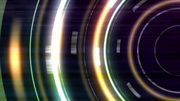 Circles Abstract Motion Design Background Particles Animation