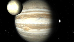 Jupiter Cosmos Animación