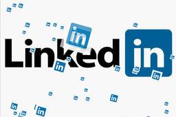 Linkedin icon Animation