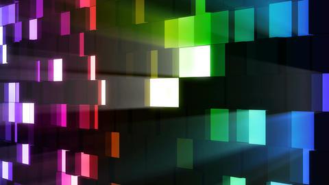 Geometric Wall-F 3 B C1Fd 4k CG動画
