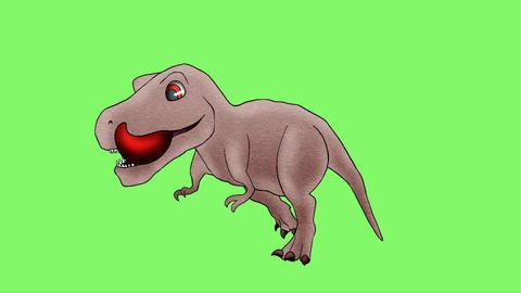 Rex CG動画素材