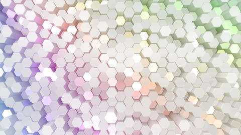 Geometric Wall-F 3 H A4Fb 4k Animation