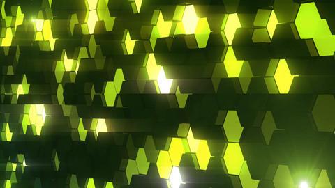 Geometric Wall-F 3 H C1Fd 4k CG動画