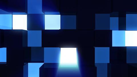 Geometric Wall-F 3 B ApMd 4k CG動画