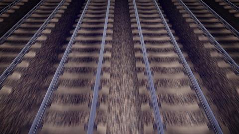 Railroad Animation
