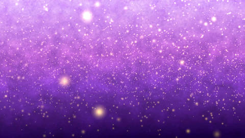 Particle Storm-Purple Animation