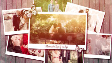 Wedding Day After Effects Templates