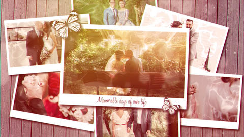 Wedding Day After Effects Template