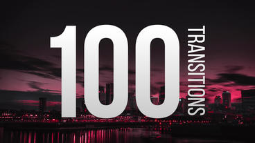 100 Transitions PR模板