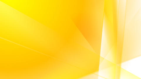 Abstract yellow video animation with soft stripes Animation