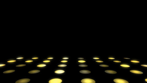 3D Club Dance Floor mov looped Animation