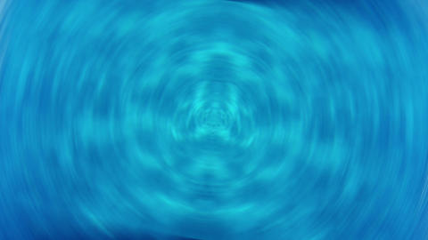 Abstract blue rippled surface Filmmaterial