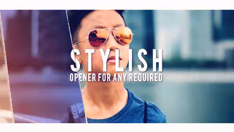 Photo Intro After Effects Template