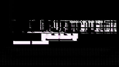 Glitch logo ME - 2