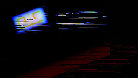 Glitch logo ME - 3