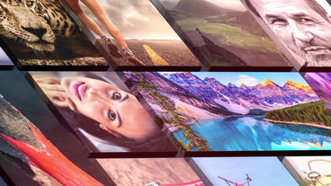 My elegant galery After Effects Templates