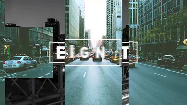 Dynamic Slides by AEBlocks After Effects Template