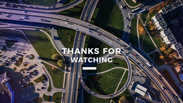 Minimal & Stylish Slideshow After Effects Template