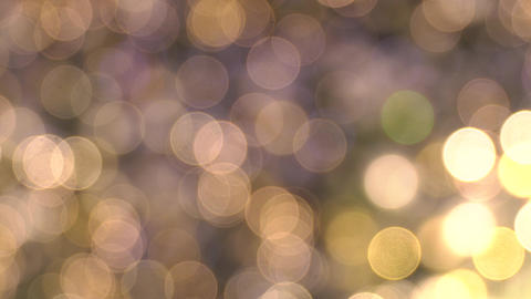 Abstract Bokeh light,Celebrate decoration light bulb bokeh,Christmas light Live Action