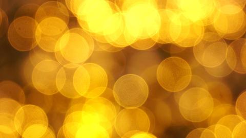 Abstract Bokeh light,Celebrate decoration light bulb... Stock Video Footage