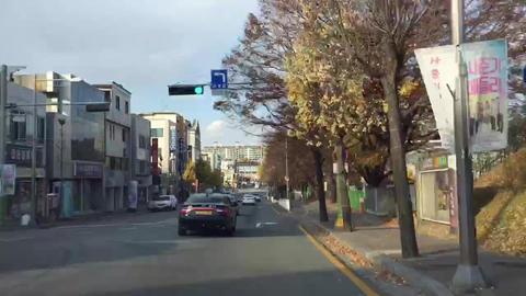 South Korea Highway 영상물