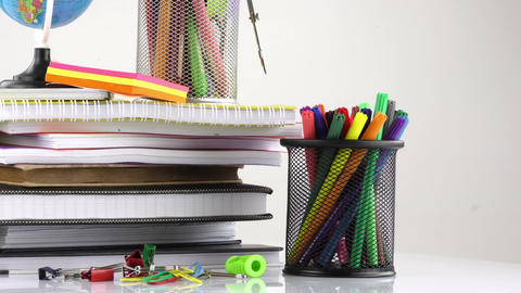 School Education or Office Work Equipment Tools Archivo