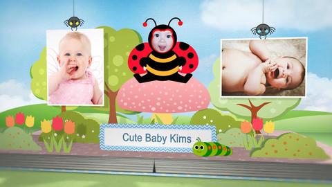 Baby pop up book - 4