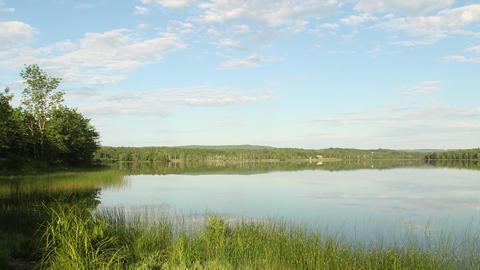 Pristine Gaspereaux Lake, Nova Scotia Archivo