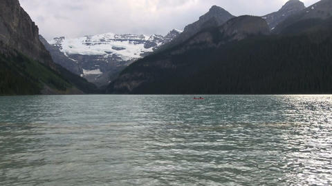 Canada icefields parkway bow lake Live Action