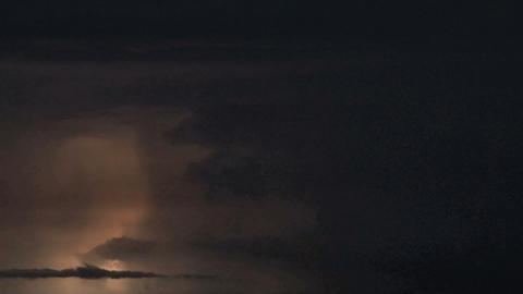 Lightning in dark skies Live Action