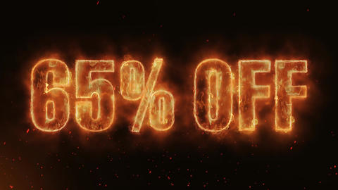 65% OFF Word Hot Burning on Realistic Fire Flames continuous seamlessly loop Animation
