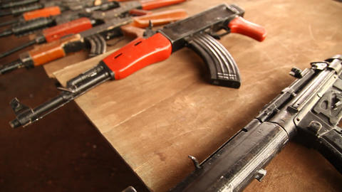 Guns with Drug Mafia Live Action