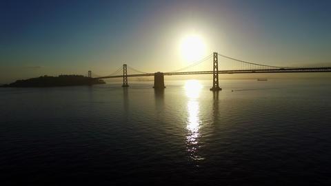 Aerial Shot Of San Francisco Live Action