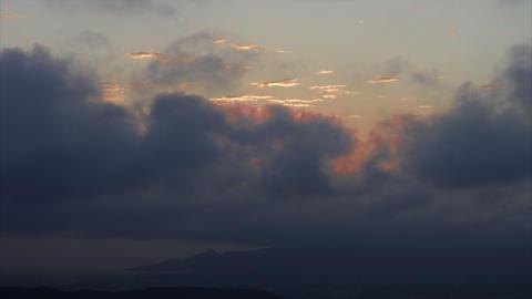 Time lapse cloud Sky Okinawa ビデオ