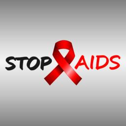 Stop aids ベクター