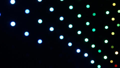 Blur lights Footage