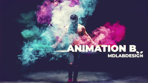 Creative Slideshow After Effects Template