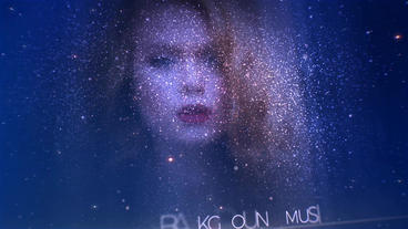 Stardust slideshow - After Effect Template After Effects Template