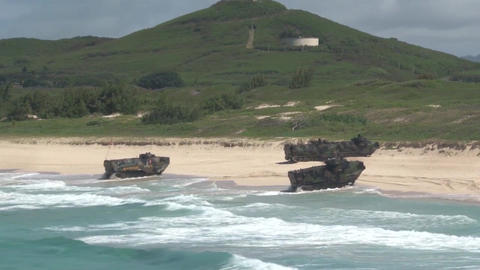 Assault amphibious vehicles aav amphibious assault rimpac Footage