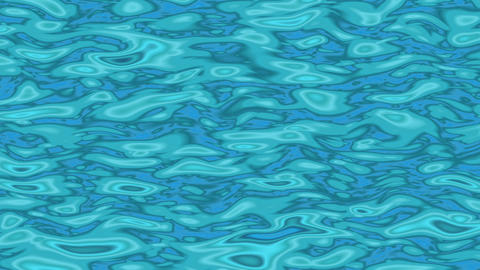 Water surface Animation