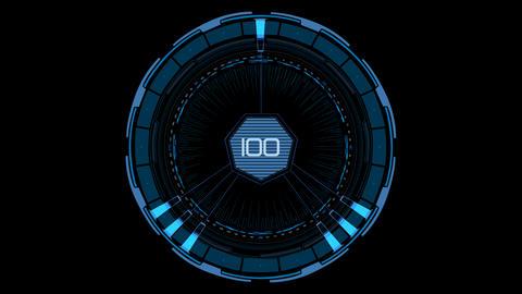 01 HUD Alpha Animation
