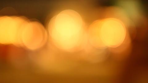 Blur lights background Live Action