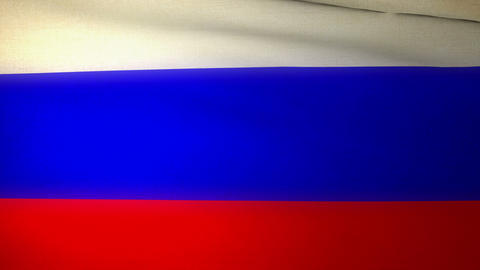 Flag Russia 04 Animation