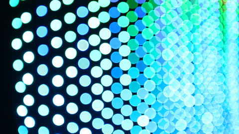 Blur lights Stock Video Footage
