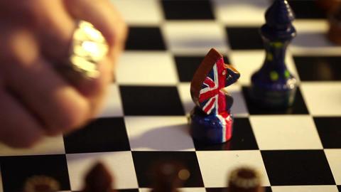 grandmaster course chess knight Footage