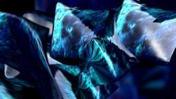 Alien Rocks Motion Background Footage